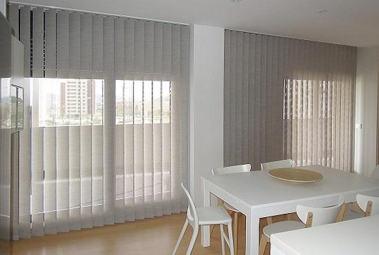 Cortinas separar ambientes cortinas para dividir ambientes skyline cortinas para separar - Cortinas metalicas decorativas ...